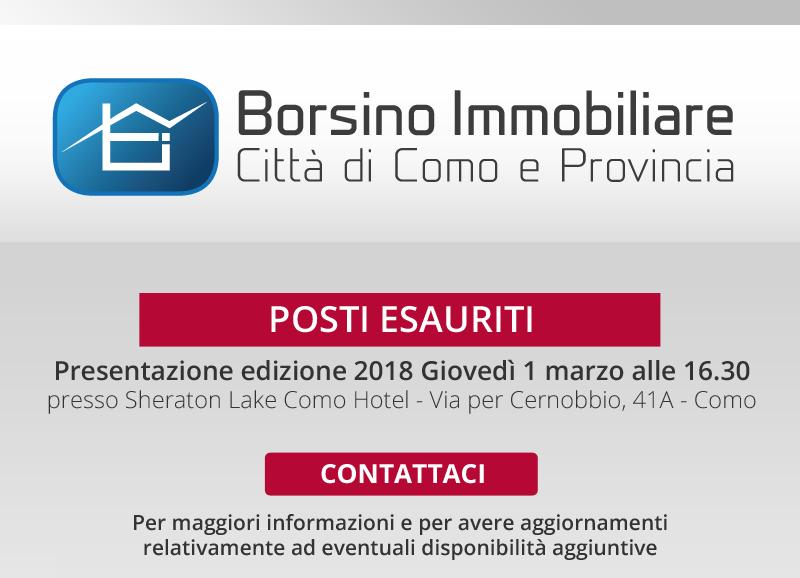 a643ccc8c9 Presentazione del Borsino Immobiliare 2018 di Como e Provincia, SAVE THE  DATE!
