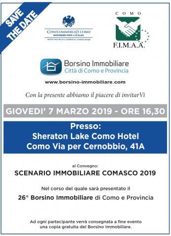 de93f22d8c Save the date - presentazione borsino 2019. Partecipa alla presentazione  del Borsino Immobiliare di Como ...